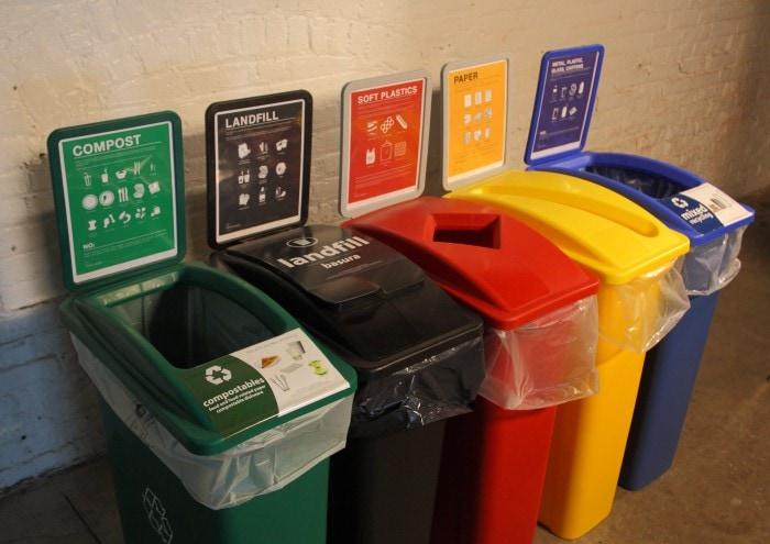 Waste Watcher Station of 5